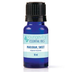Picture of Marjoram, Sweet Essential Oil – 10ml